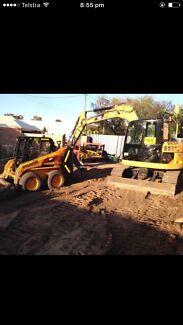 Soil removal - excavation - Demolition