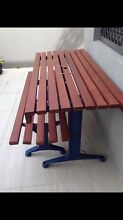 Bench table & 3 bench seats Palm Beach Gold Coast South Preview