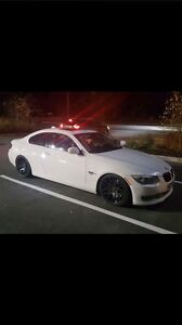 "2011 BMW 335i xdrive lowered on 19"" Braelins -M package"