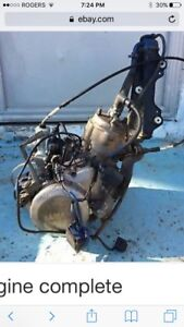 Looking For A YZ 80 Engine