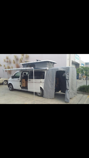 2014 VW FRONTLINE TRANSPORTER ADVENTUER 4 SEATER CAMPER 17,000 KL Tweed Heads Tweed Heads Area Preview