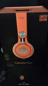 Used beats mixer limited addition