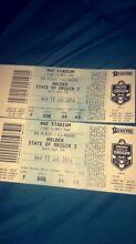 State of origin game 3 tickets Maryland Newcastle Area Preview