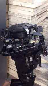 03 15HP MERCURY OUTBOARD EX TENDER MOTOR Bundall Gold Coast City Preview