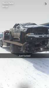 Parting out lbz duramax