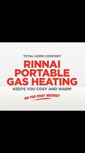 Portable gas heater service Waverley Eastern Suburbs Preview