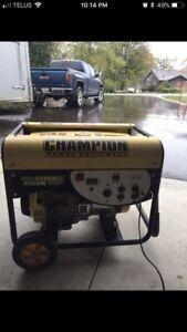 5800 watt generator