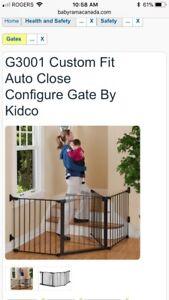 Baby gate or pet gate