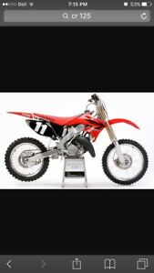 Looking for a 125