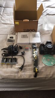 Nikon D800E , Mint, ONLY 7,612 shutter count, lowest on Gumtree! Surfers Paradise Gold Coast City Preview