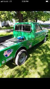 Ford Ranger race truck