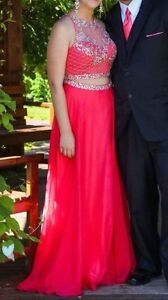 Prom dress& prom shoes **Make me an offer
