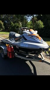 2009 Seadoo Rxtx 255 rs Melbourne Airport Hume Area Preview