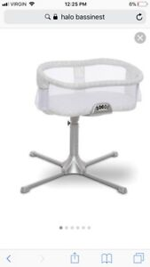 LOOKING FOR BEST DEAL ON HALO BASSINET