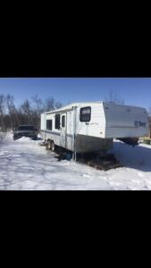 1995 Terry 5th Wheel Camper