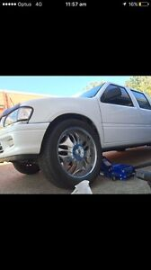 "22"" wheels 6 stud Broadbeach Gold Coast City Preview"