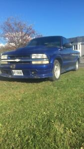 Chevrolet s10 extreme trade ou offre! Testing the water!