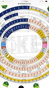 4 gold tickets - Argentina vs Brazil Richmond Yarra Area Preview