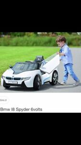 BMW Kids Ride On Car