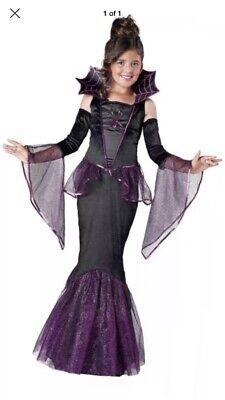 NWT Seasons Spiderella Girls Costume Size Large 10-12