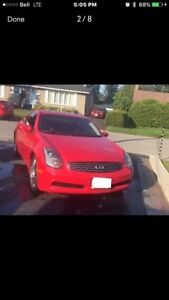 2005 Infiniti G35 - Excellent Condition