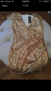 Perfect Holiday dress- Brand new, tags attached
