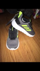 Brand new toddler adidas