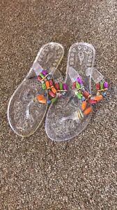Brand new jelly sandals Wilson Canning Area Preview