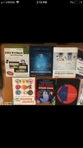 Books for NBCC business and nursing