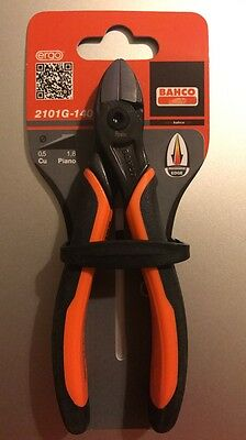 BAHCO 2101G-140 Ergo Diagonal Cutting Pliers, 5 1/2-Inch MADE IN SPAIN!!!