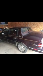 1985 Buick Century Limited