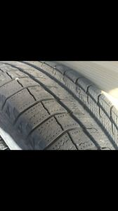 Four winter tires for sale!
