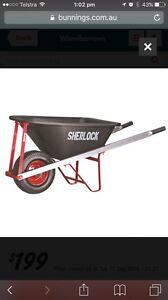 Sherlock 100L Premium Poly Tray Wheelbarrow Bondi Eastern Suburbs Preview