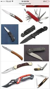 Looking for pocket knife