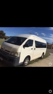 Large Van with man for Moving Delivery Pick up Removalist Courier