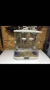 Two Bird Cages For Sale