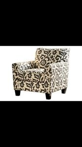 Brand Ashley's home furniture accent chair