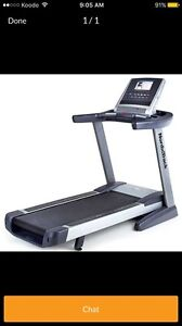Wanted  tread mill