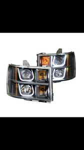 Gmc headlights