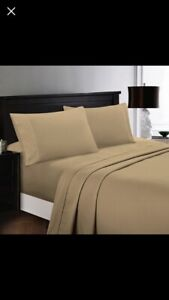 Bedsheet set 4 pc all sizes available pick up only