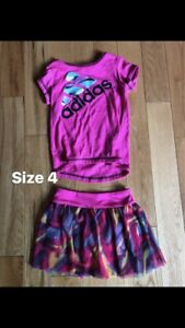 Size 4-5 girl lot
