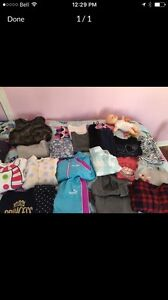 3t girl clothes  20 pieces