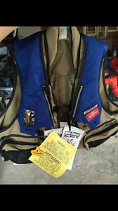 Brand New with Tags Inflatable Life Jacket $150
