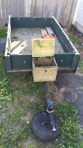 Utility Trailer for sale, great shape!