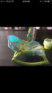 Enfant to Toddler soothing chair