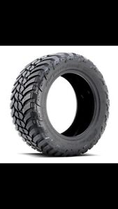 Amp Attack Mud Terrain Tires