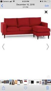 Sofa - like brand new- 1 year old