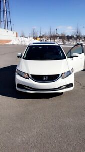 Honda Civic ex for sale