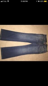 Tommy Hilfiger and Abercrombie & Fitch authentic jeans