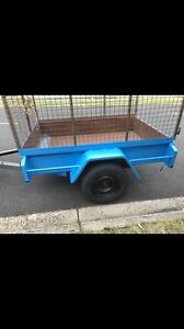 TRAILER HIRE Footscray Maribyrnong Area Preview